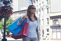 旅行ショッピング